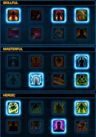 Mercenary/Commando PvP Healing Guide - Utilities
