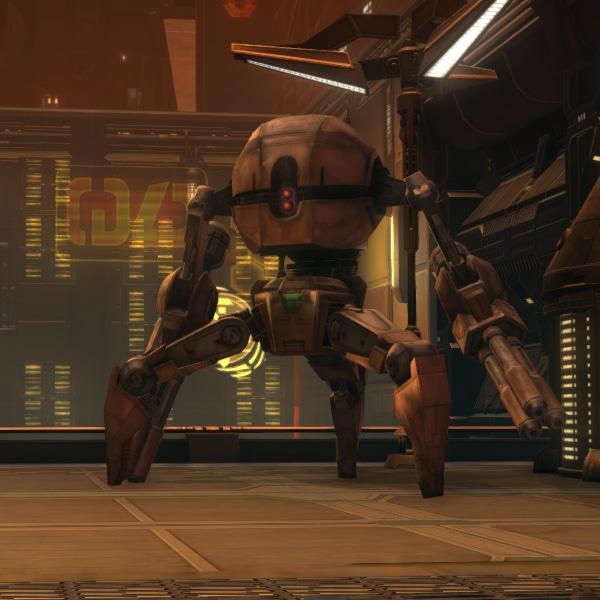 Star Wars The Old Republic R4-GL Nar Shaddaa World Boss