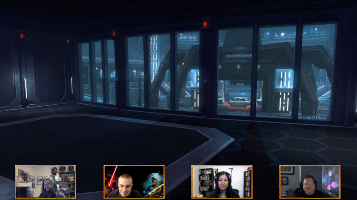 SWTOR Game Update 6.3 Announcement Stream Recap - Imperial Fleet Stronghold