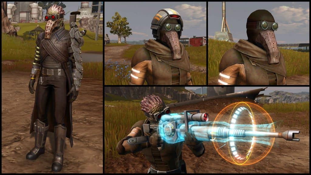 SWTOR Galactic Seasons 1 Companion Rewards