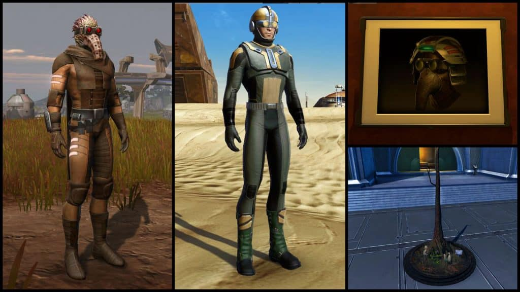 SWTOR Galactic Seasons 1 Rewards