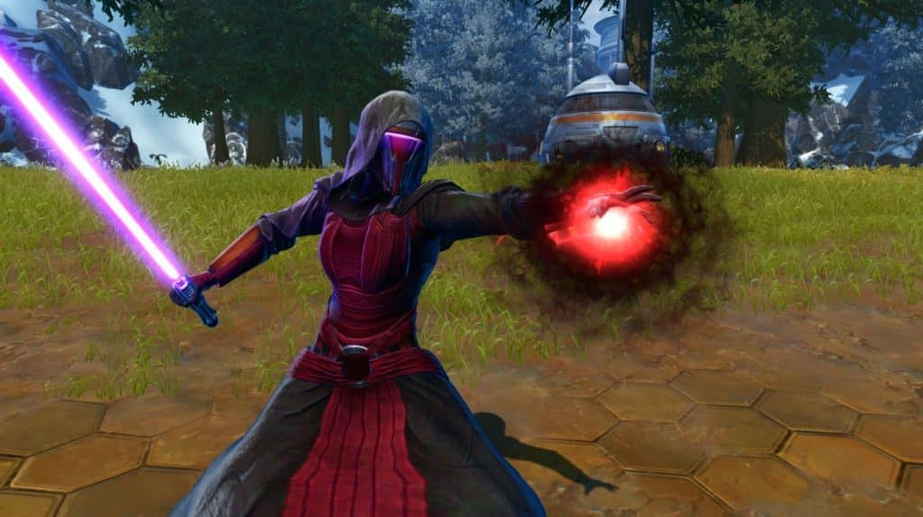 SWTOR In-Game Events Double XP