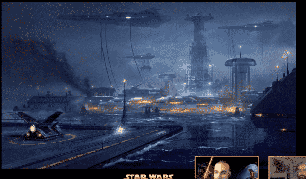 SWTOR Legacy of the Sith Manaan Concept Art
