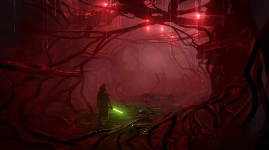 SWTOR R4 Anomaly Operation Concept Art